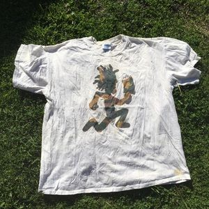 VTG Insane Clown Posse Camo Hatchet Man Tee